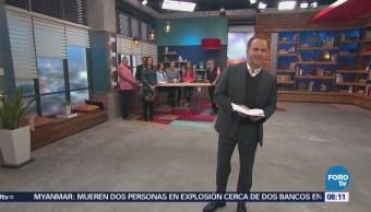 Matutino Express del 21 de febrero con Esteban Arce (Parte 1)