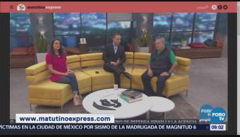 Matutino Express del 19 de febrero con Esteban Arce (Parte 3)