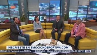 Matutino Express del 21 de febrero con Esteban Arce (Parte 5)