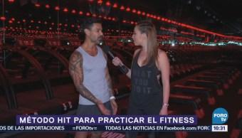 Método hit para practicar el fitness