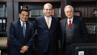 Senador Miguel Ángel Chico deja el PRI tras 41 años de militancia