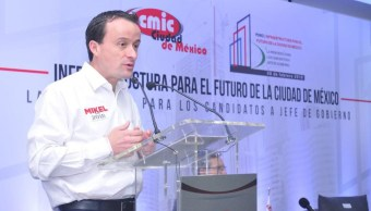 Mikel Arriola pide sanciones por compra de votos en la CDMX