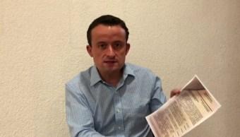 Mikel Arriola cuestiona a diputados locales por tema de la reconstrucción