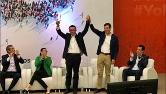 Mikel Arriola critica al gobierno capitalino por fotomultas y parquímetros