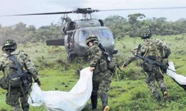 Santos condena emboscada del ELN que deja cinco militares muertos en Colombia
