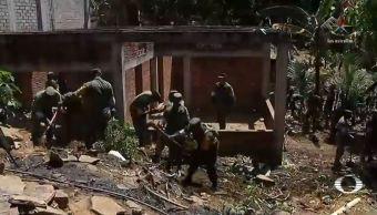 Reconstruyen vivienda de joven huérfana tras desplome de helicóptero en Jamiltepec, Oaxaca