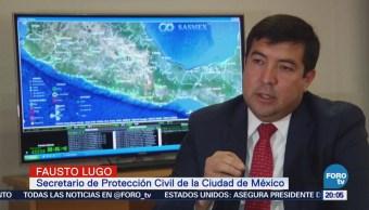 """Modificaciones al capítulo """"sismos"""" del plan permanente de contingencias de la CDMX"""
