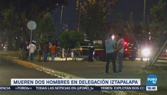 Mueren dos personas en hechos diferentes en la delegación Iztapalapa