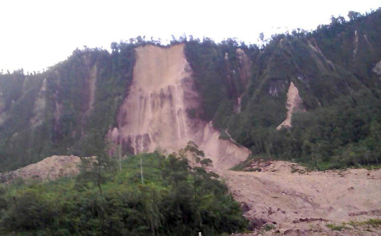 Terremoto de 7,5 grados sacude Nueva Guinea