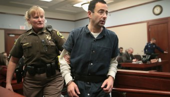 FBI conocía acusaciones contra médico Larry Nassar que abusó de gimnastas