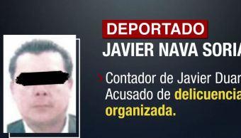 Detienen a Javier Nava, luego de ser deportado de España