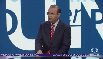 Navarrete Prida afirma que no se persigue a los opositores