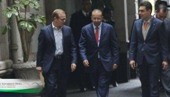 gobierno plena capacidad brindar seguridad candidatos navarrete