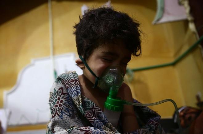 """El """"infierno"""" en región siria de Guta debe terminar, pide Antonio Guterres"""