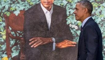 Barack y Michelle Obama develan sus retratos oficiales en Washington