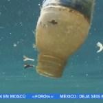 ONU da a conocer su campaña 'Mares Limpios'