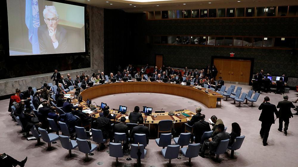 ONU pospone votación cese fuego Siria