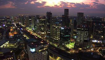 Prevén 25 grados y ambiente cálido para la Ciudad de México