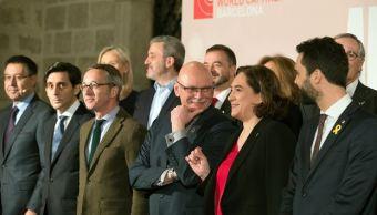 Presidente del Parlamento catalán pide un gobierno que 'pueda gobernar'