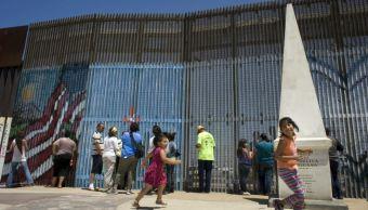 Patrulla Fronteriza restringe acceso de familias divididas al Parque de la Amistad