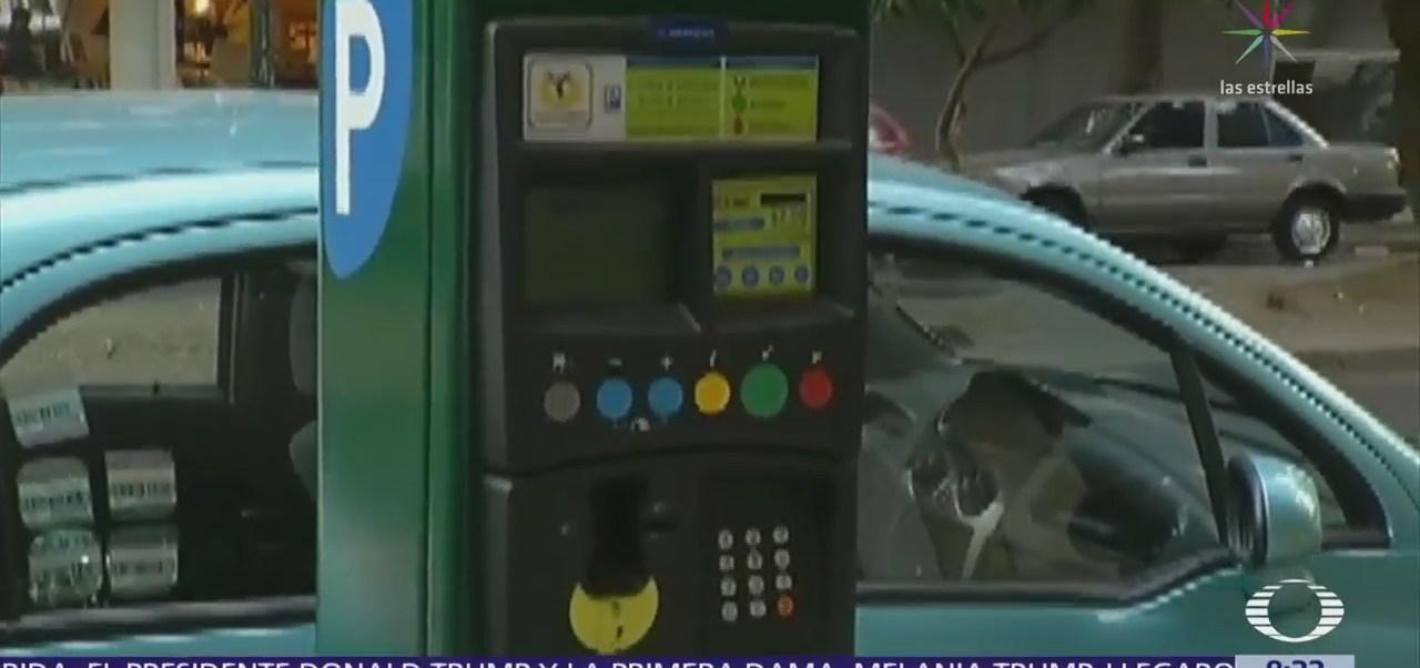 Parquímetros podrán ser pagados a través del smartphone en CDMX