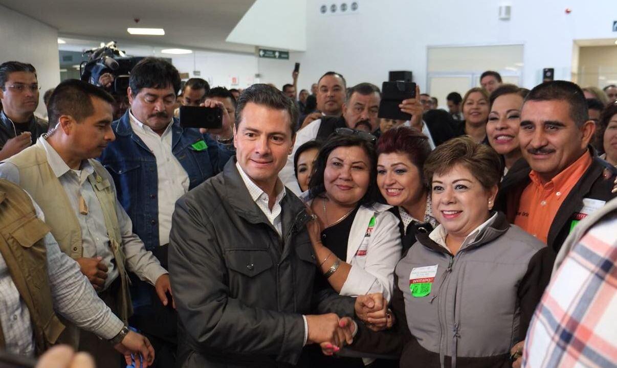 Peña Nieto pide reconocer avances alcanzados durante su gobierno