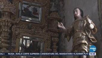 Peregrinos Alistan Celebrar Semana Santa San Miguel Allende