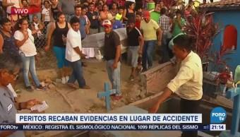 Pgr Colabora Investigación Caída Helicóptero Oaxaca
