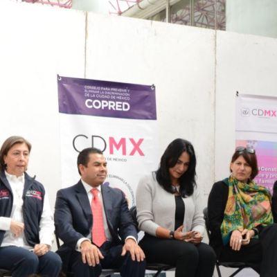 Víctimas de discriminación en juzgados de CDMX podrán denunciar en tiempo real