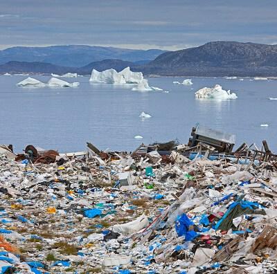 Cada año se mandan 8 mil millones de kilos de plástico al mar