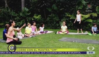 Ponte Fit: ¿Cómo poner a meditar a los niños?