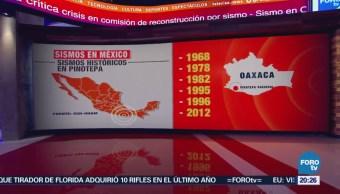 ¿Por qué sigue temblando en México?