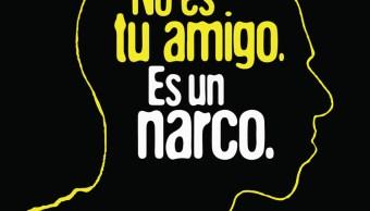Gaceta UNAM denuncia No es tu amigo. Es un narco