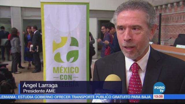 Presentan la campaña México con energía