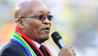 Dan 48 horas presidente Sudáfrica que abandone cargo