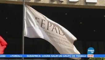 PRI denuncia a Javier Corral