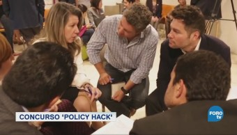 Programa Emprende Héroes, el proyecto ganador del hackathon Policy Hack.
