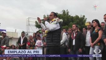 Ramírez Aguilar pide al PRI proceso interno para designar candidato en Chiapas
