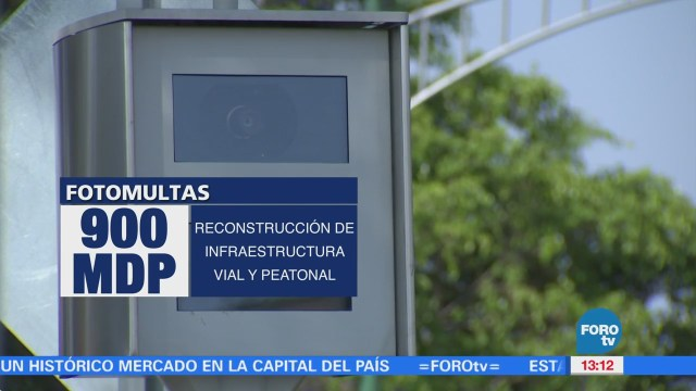 Recursos Fotomultas Destinarán Infraestructura Vial Dañada Tras Sismo 19s