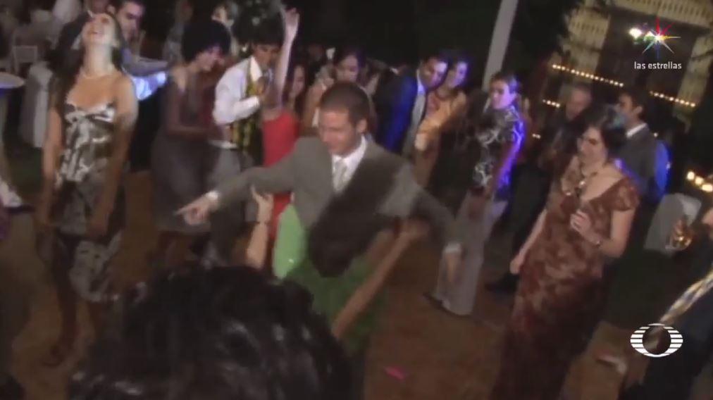 difunden video ricardo anaya boda manuel barreiro