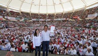 roberto albores gleason candidato pri gobierno chiapas