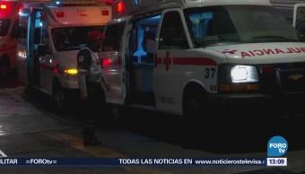 Saldo Blanco Centros Salud Capitalinos Tras Sismo