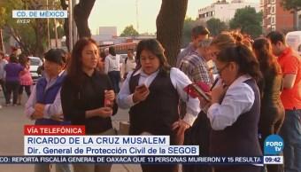 Santiago Jamiltepec, Oaxaca Presenta Algunos Daños Viviendas Iglesias Sismo Pc Segob