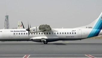 Rescatistas encuentran avión Aseman Airlines estrellado Irán