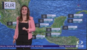 Se prevén vientos fuertes en Sonora, Chihuahua, Durango y Tamaulipas