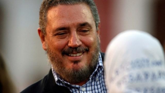 Hijo expresidente Fidel Castro se suicida La Habana