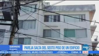 Suicida Matrimonio Canadiense Acapulco