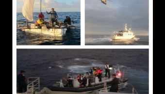 marina rescata baja california quintana roo