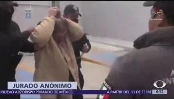 Será anónimo el jurado para Joaquin 'El Chapo' Guzmán en EU