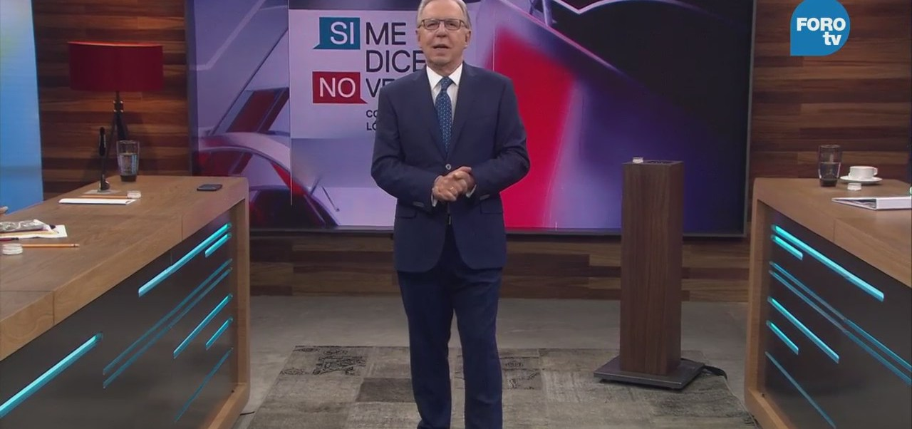 Si me dicen no vengo Joaquín López-Dóriga dialoga con autoridades y especialistas sobre la propuesta de legalizar la marihuana